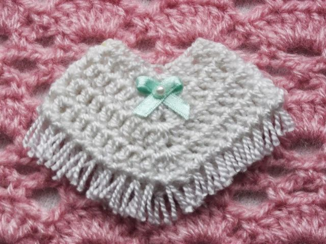 Poncho a Crochet, recuerdo o souvenir