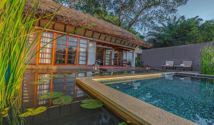 Lily Pool Cottage at Orange County Coorg, Karnataka, India