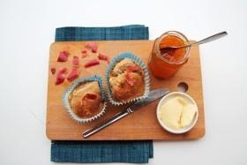 Apple muffins from veggis.samaraga.com