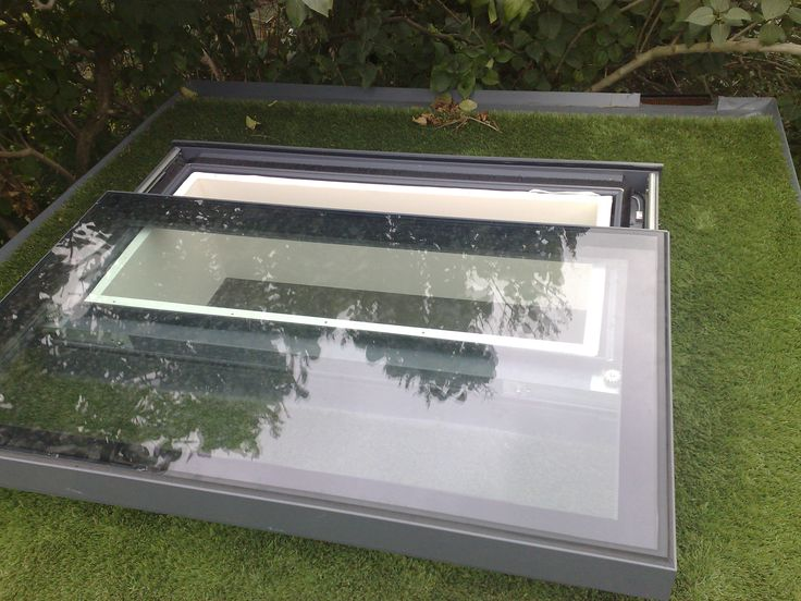Sliding Skylight