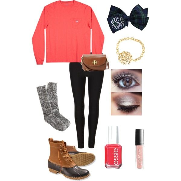 A fashion look from December 2013 featuring AllSaints leggings, J.Crew socks and Tory Burch shoulder bags. Browse and shop related looks.