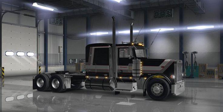 Smokey 3 Skin   American truck simulator, Fuel truck, Trucks