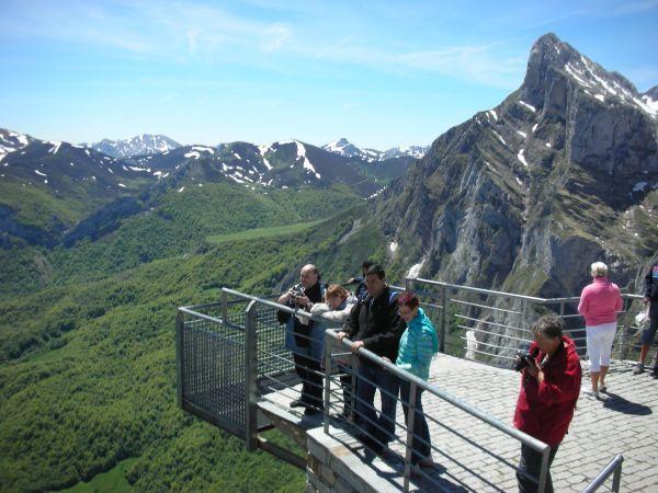Fuente Dé opta a ser una de las #7maravillas Naturales de España #Cantabria #Spain
