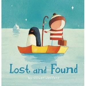 Lost And Found: It took the boy 8 days to get to the South Pole.  How many days was he away from home?