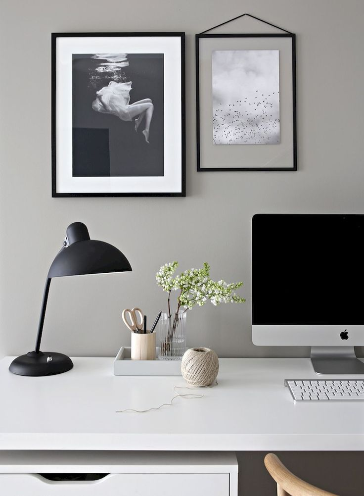 Gorgeous 45 Awesome Inspirations for Workspace Setups Ideas https://livinking.com/2017/06/09/45-awesome-inspirations-workspace-setups-ideas/