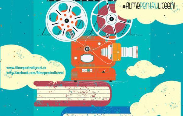 Cafe Gradiva: Filme pentru liceeni: Au inceput inscrierile la co...