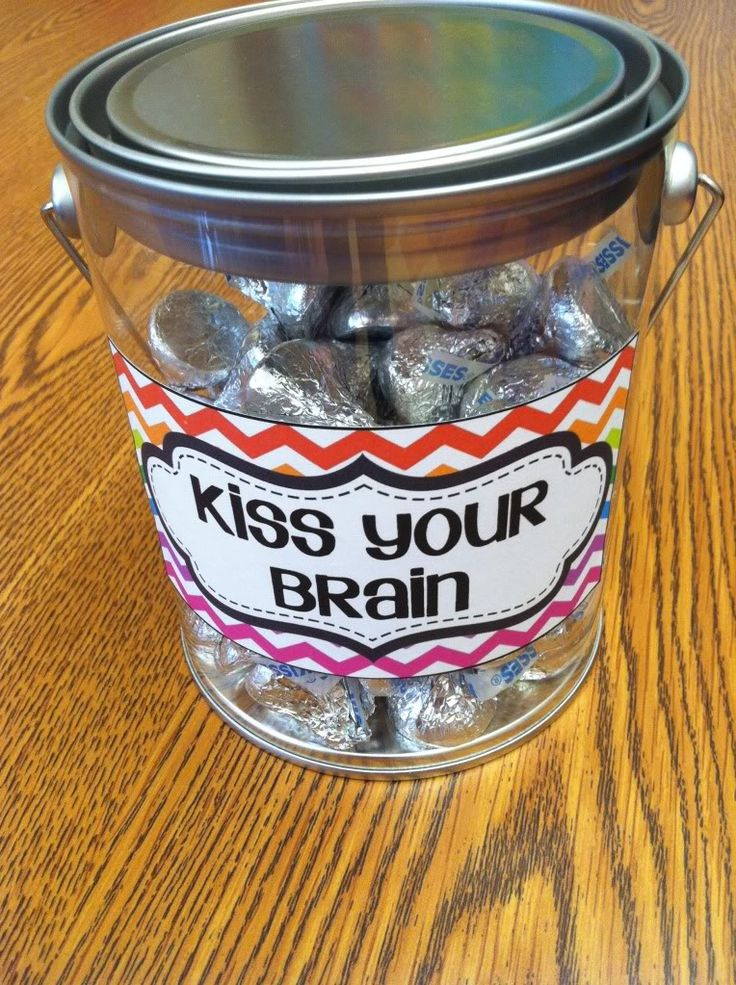"""Kiss your brain. also saw one for """"bubble gum group""""....one group of kids who is cleaned up/ready to go quickly, etc.  Definitely using these!"""
