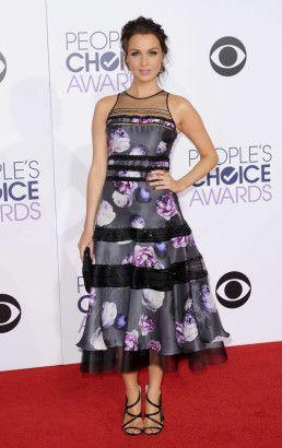 Grey's Anatomy : l'actrice Camilla Luddington sur le tapis rouge