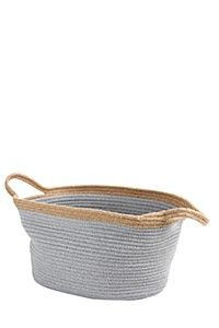 LARGE WOVEN ROPE UTILITY