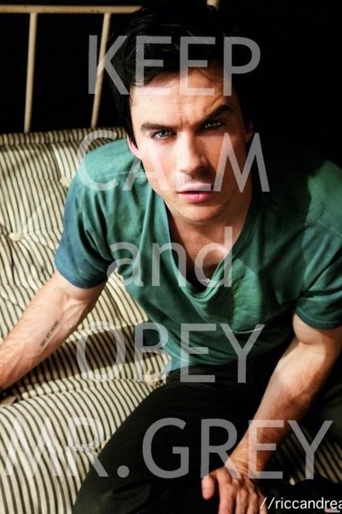 Ian as Christian.... yes!!
