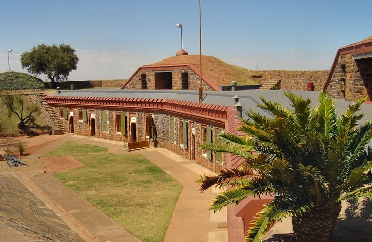 Fort Klapperkop in Pretoria, South Africa