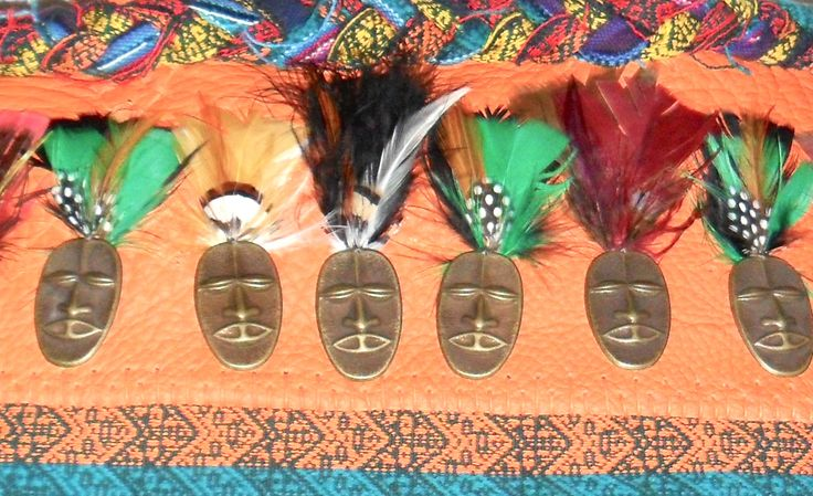 Detail from SAfrica handmade shopper