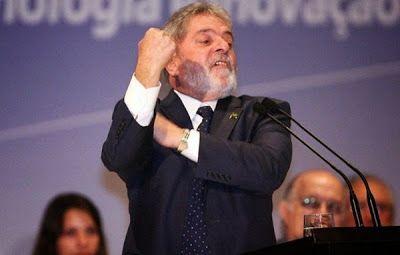 Aqui 'procês', ó, Brasileirada! Sou rico, bom de gogó e vou voltar...DPF e Moro saiam da minha frente, 2018 é logo ali.