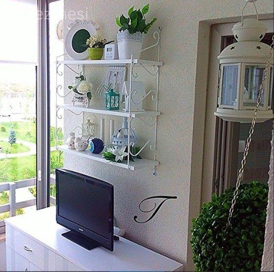 Balkon beyaz