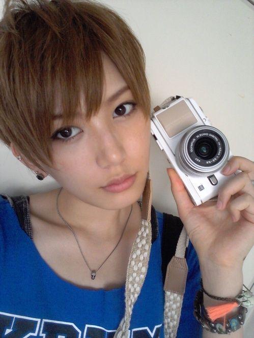 光宗薫 彼女こそまさにイケメンショートの第一人者!イケメンさはナンバーワンかも!