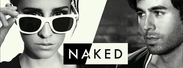 """Dev's latest hit """"Naked"""" freaturing Enrique Iglesias finally got a video clip, and it's a HOT one !"""