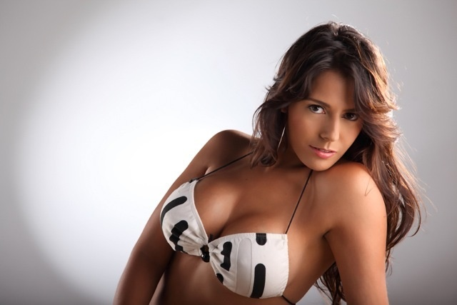Sabrina Davila Beautiful Mexican Woman  Latin Talent Http -8635