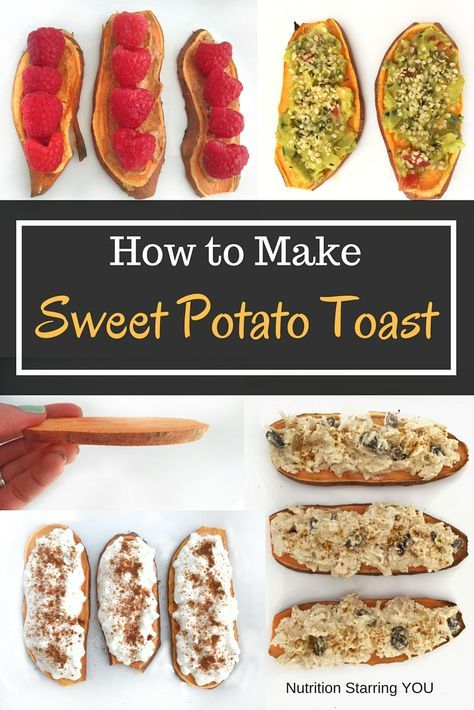 Looking for a gluten free and vegan toast alternative? Learn how to make sweet potato toast to pack fiber and nutrition into your day.