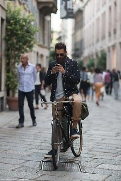 beard + bike