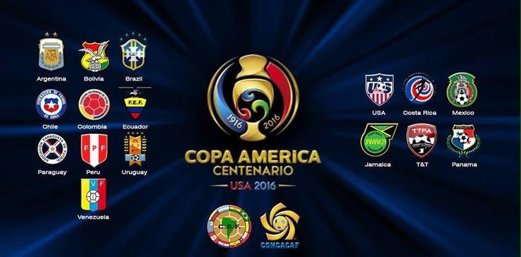 Copa America I'm going almost saved up yay!! I can't wait any longer