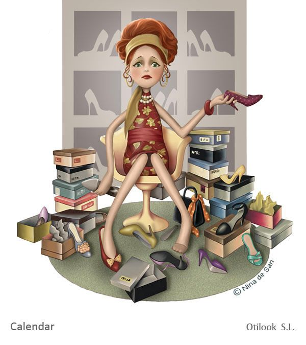 Illustration Nina de San