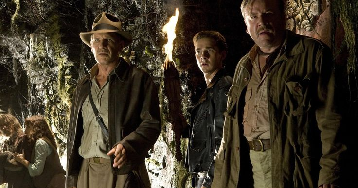 'Indiana Jones 5' to Continue 'Crystal Skull' Story? -- Producer Frank Marshall reveals that 'Indiana Jones 5' will be a continuation of 'Crystal Skull', and says Harrison Ford won't be replaced. -- http://movieweb.com/indiana-jones-5-continues-crystal-skull-story/