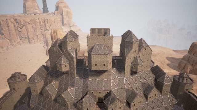 Conan Khitan Base In 2020 Conan Exiles Fantasy Concept Art Conan Game
