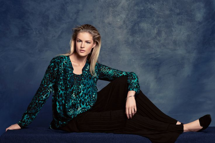 KRISS Fall Collection 2014. Playful blouse