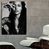 awesome Poster Mural Angelina Jolie Actor Mannequin Erotic Pin Up 40x53 in (100x133 cm) Adhesive Vinyl