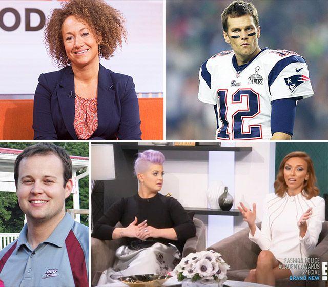 Biggest Celebrity Scandals of 2015