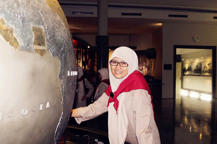 in asia-africa museum :)