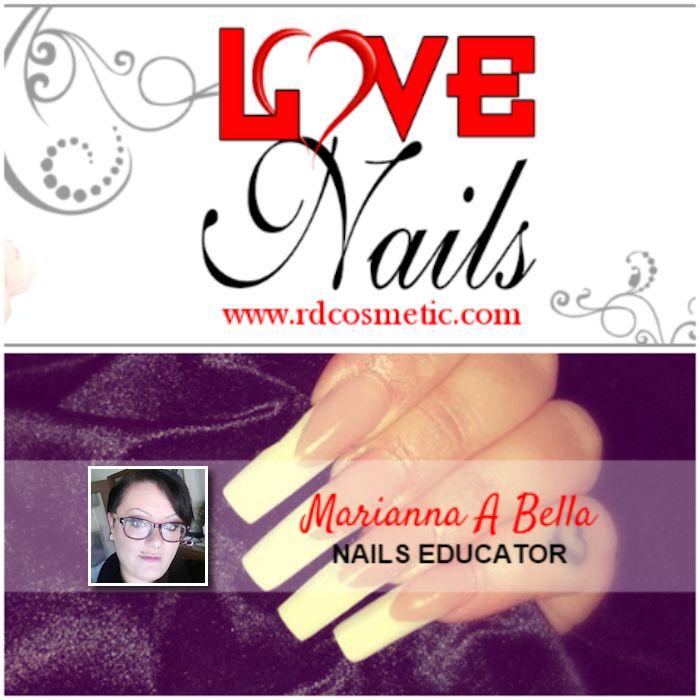 Tutto lo Staff di LOVE Nails è lieto di dare il benvenuto alla nostra nuova collaboratrice, la #nailseducator Marianna A Bella!  #LOVENails cerca proprio TE: chiamaci al 340 727 4164 o scrivi a info@rdcosmetic.com! Siamo alla ricerca di #rivenditori e #collaboratori in tutta #Italia!!!  www.rdcosmetic.com #nails #unghie #onicotecnica #formazioneprofessionale #nailart