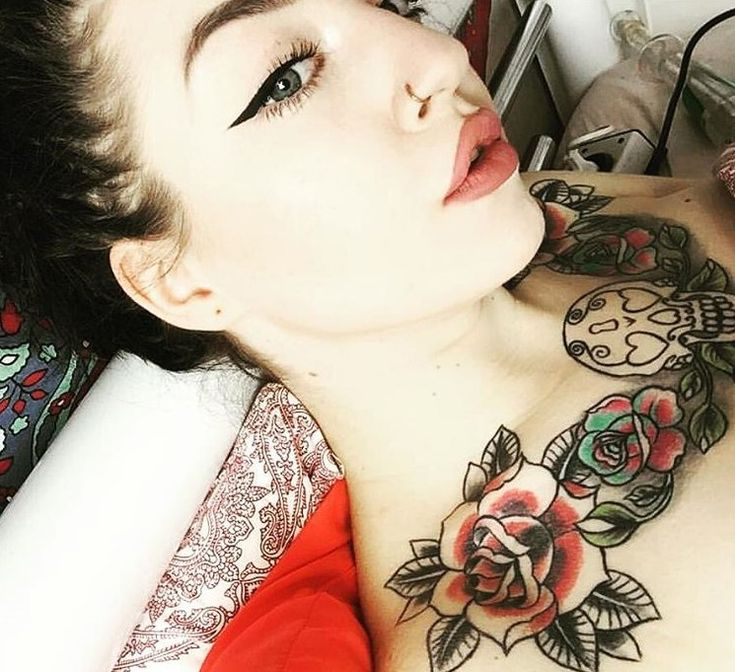 Neck Tattoo Images Designs: 41 Best Tattoos For Girls Images On Pinterest