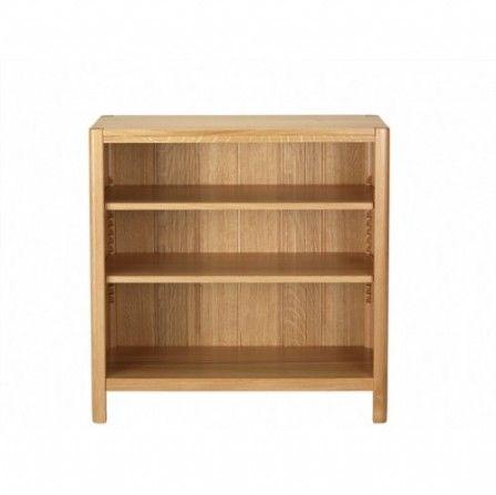 Chris Sharp Cabinets - Oak bookcase low citrus collection