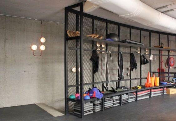 Dubai-based Anarchitect creates industrial interiors for boutique ...: