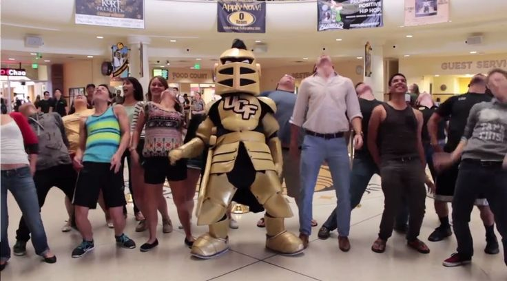 UCF students 'shake it off' in student union  Students at the University of Central Florida recently busted out their best moves for a dance cam in the school's student union.  http://www.orlandosentinel.com/features/gone-viral/os-ucf-students-shake-it-off-post.html