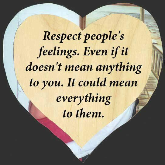 Quotes About Respect In Friendship : Realizing true friends quotes respect people s feelings
