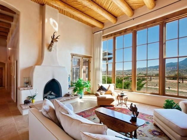 17 Best Images About Pueblo Southwest Style On Pinterest House Plans Adobe And Taos New Mexico