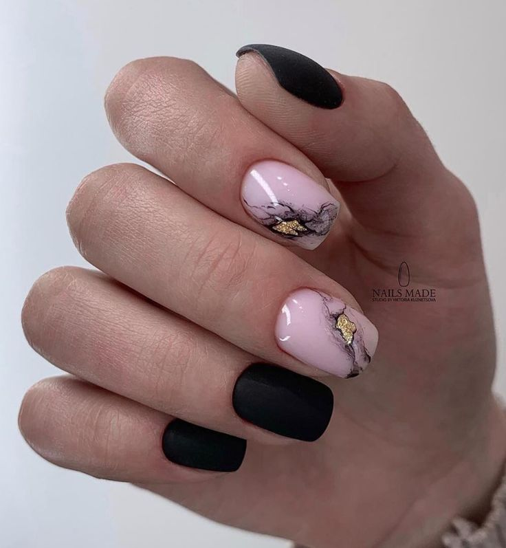 100 + Lovely Early Spring Short Nails Art Design und Farben Ideen – Seite 105 von 109 – Nails Art Ideas
