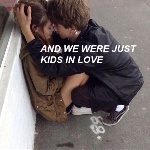 Untitled grunge couple  past -  we heart it  #sad -  #love