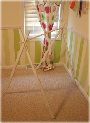 DIY Kid's Tent! But would be destroyed in less than 2 minutes....