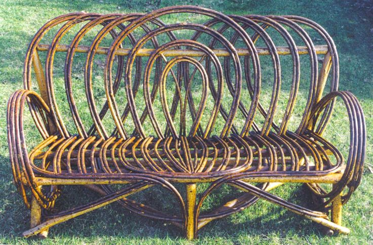 Willow Furniture Willow Furniture Pinterest Furniture Nature And Construction