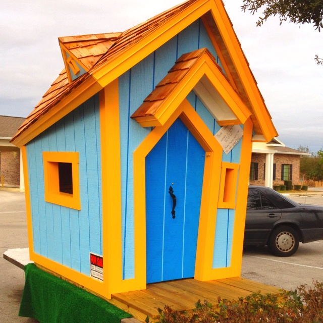 37 best images about outdoor playhouse on pinterest for Childrens wooden playhouse kits
