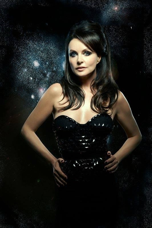 ~ Sarah Brightman, a talented songbird in her own right.  When the angels of heaven sing, perhaps they sound like her.  A magnificent voice and range of talent. ~