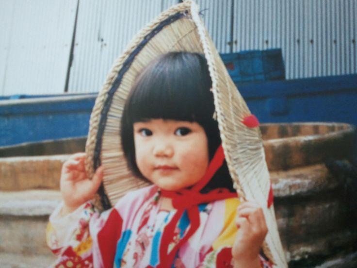 mirai chan <3 very cute ever