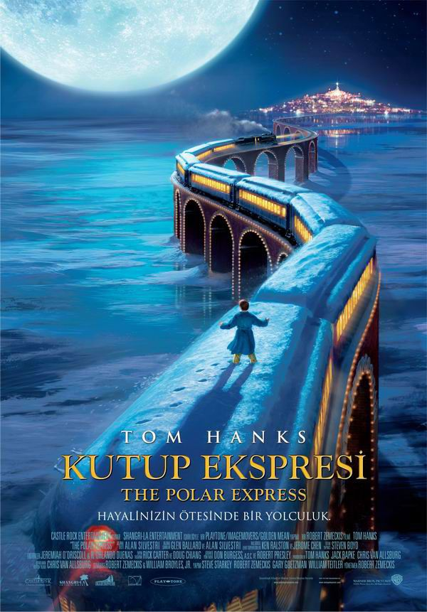 66 best Le Pôle Express / The Polar Express images on Pinterest ...