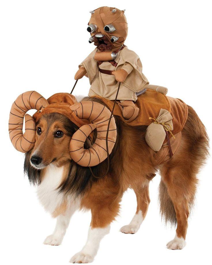 Funny Star Wars Bantha Dog Costume - Star Wars Costumes