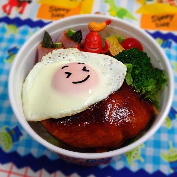 人気の丼弁当箱ランキングと活用レシピ・丼弁当箱の活用法 | iemo[イエモ] ロコモコ丼のレシピはこちら · ピン