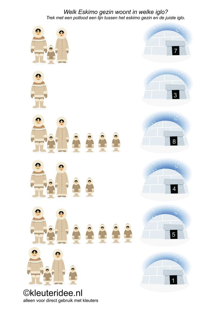 85 best Eskimo images on Pinterest   Winter, Kindergarten center ...
