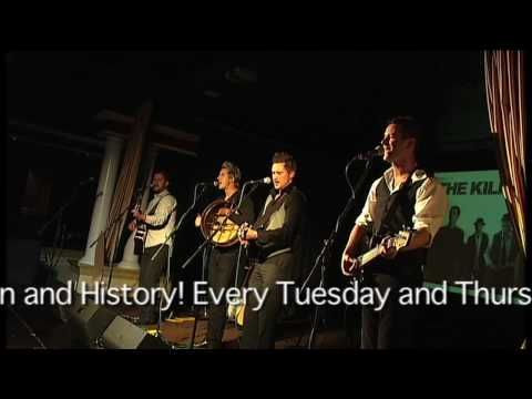 The Kilkennys at the Gleneagle Hotel Killarney - YouTube